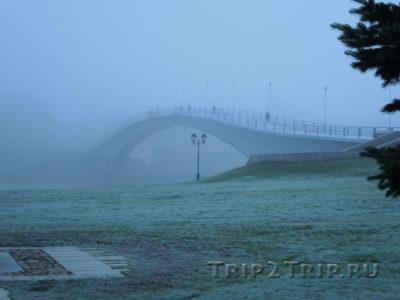 Кремлёвский мост через Волхов, Великий Новгород