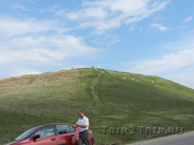 Александрова (Ярилина) гора в Переславле