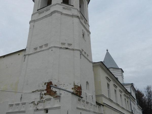 Колокольня (Гридница), Ярославово Дворище, Великий Новгород