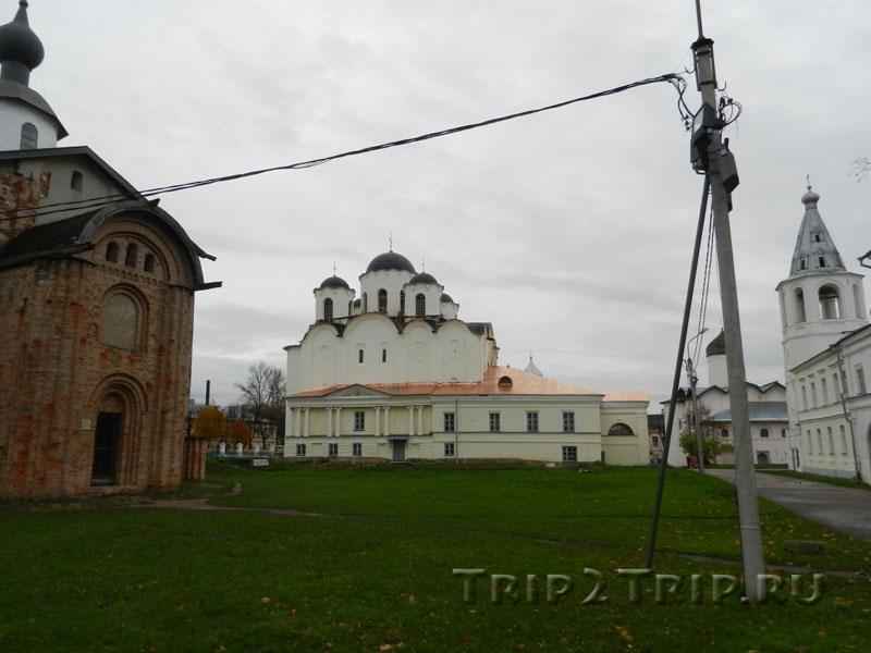 Никольский собор, Ярославово Дворище, Великий Новгород