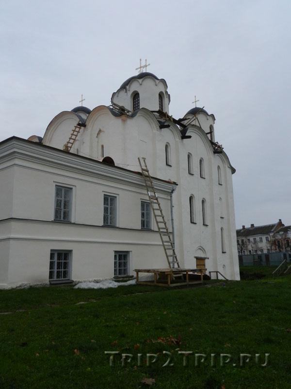 Никольский собор в Новгороде Великом