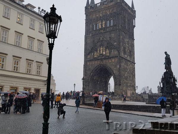 Площадь Крестоносцев (Кржижовницкая), Прага