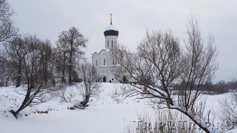 Церковь Покрова на Нерли, Боголюбово, Владимирская область