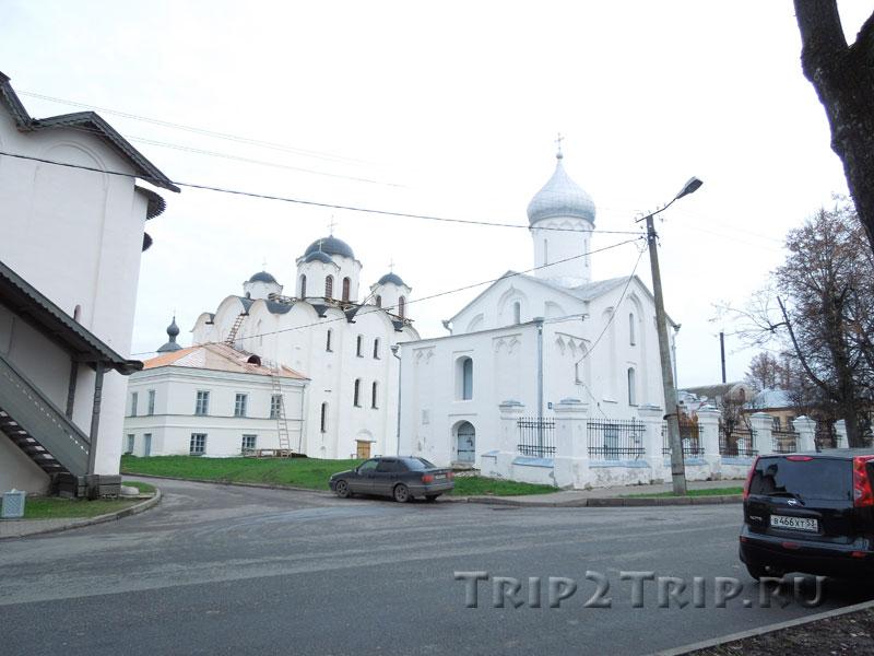 Церковь Прокопия, Ярославово Дворище, Великий Новгород