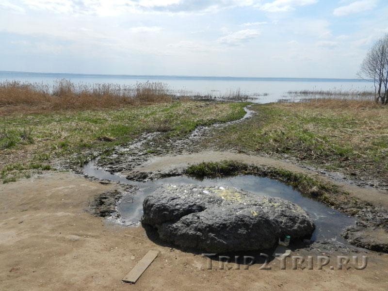 Синий камень, Переславль-Залесский