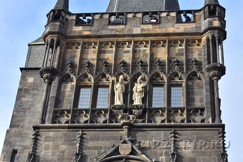 Староместская мостовая башня, Прага