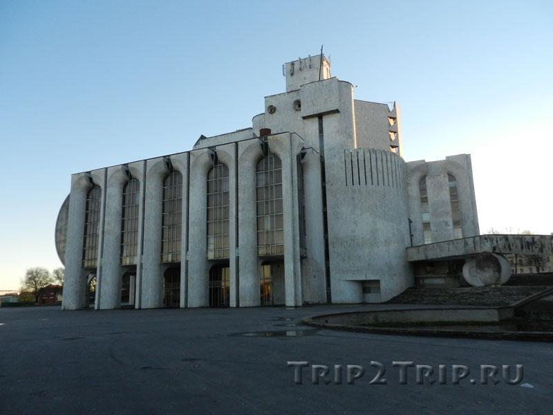 Театр драмы имени Ф.М.Достоевского, Великий Новгород