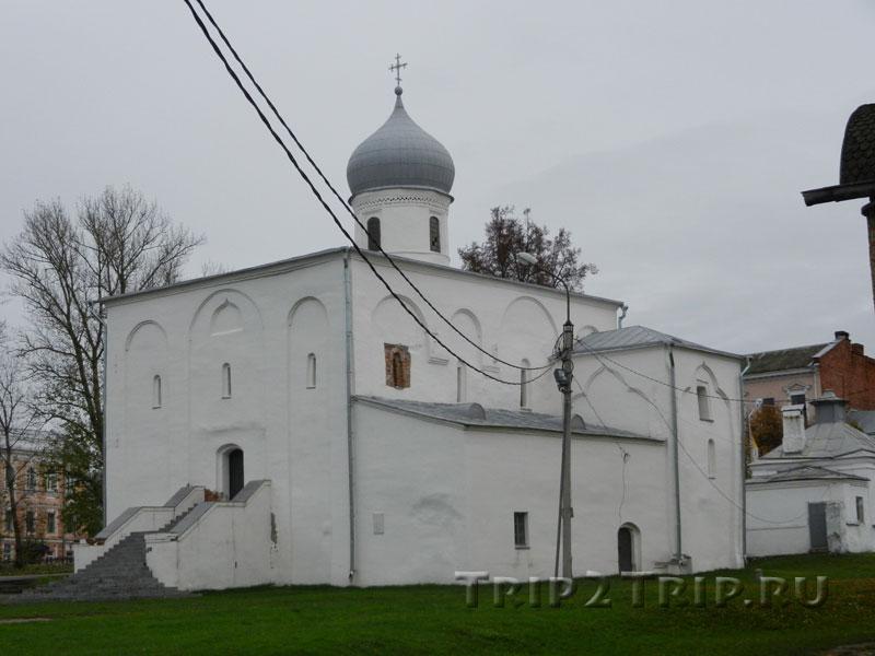 Успенская церковь, Ярославово Дворище, Великий Новгород