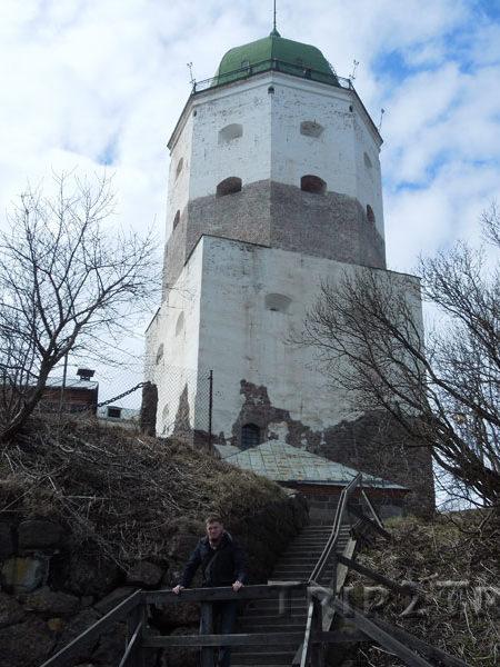 Башня святого Олафа, Выборгская крепость