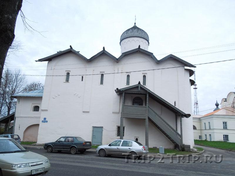 Церковь жён-мироносиц, Ярославово Дворище, Великий Новгород