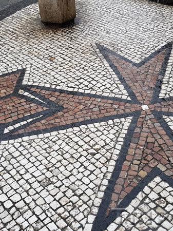 Знак ордена Креста с Красной Звездой, церковь св. Франциска, Прага