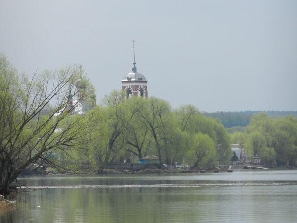 Плещеево озеро, Переславль-Залесский