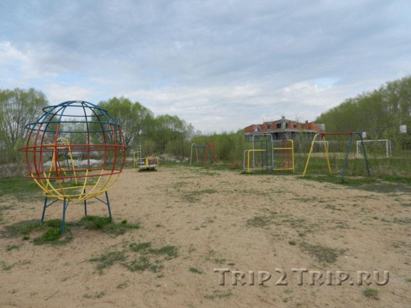 Пляж на Плещеевом озере, Переславль-Залесский