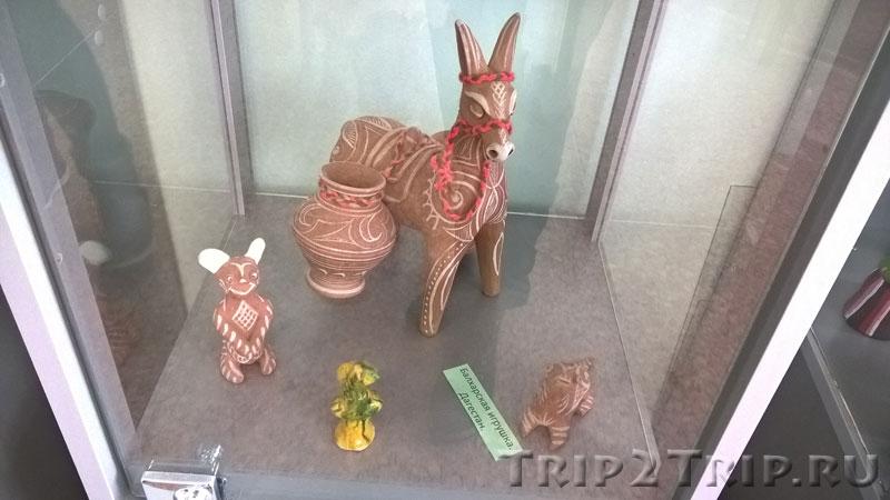 Балхарская игрушка, музей петровской игрушки, Кострома