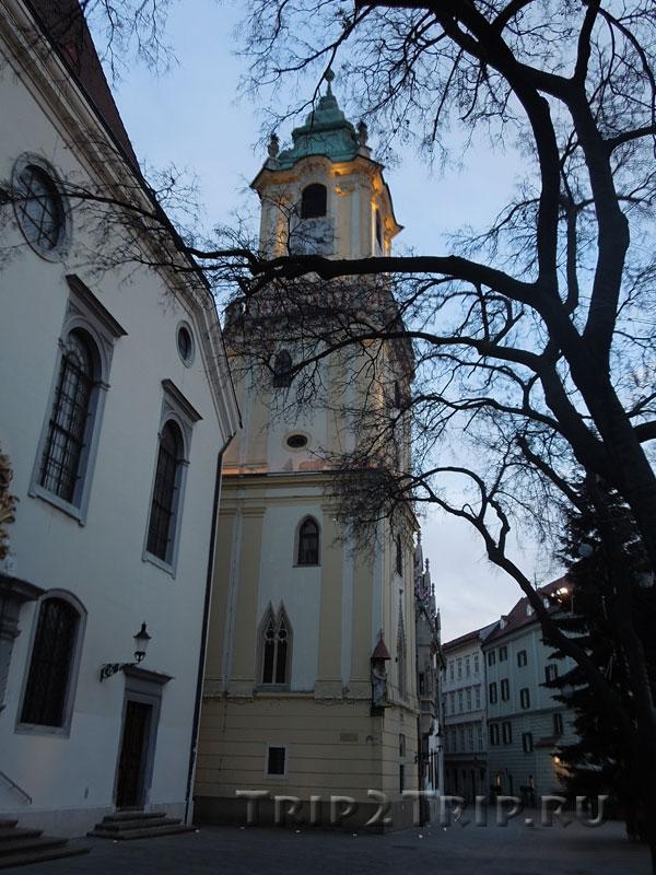Башня ратуши, Братислава