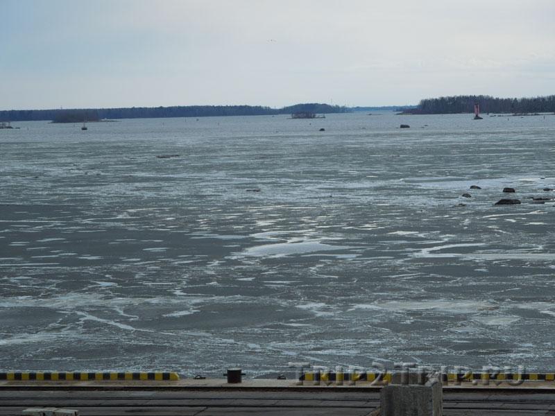 Воды залива Большой Ковш (Салакка-Лахти), Выборг
