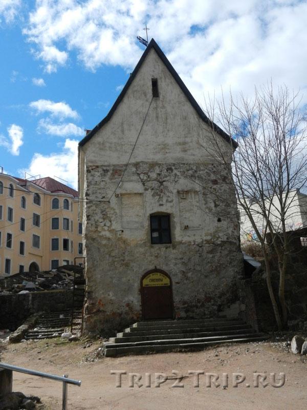 Усадьба бюргера, Старый город Выборга