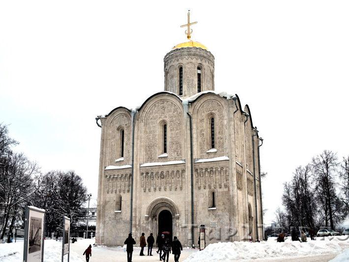 Дмитриевский собор, Владимир
