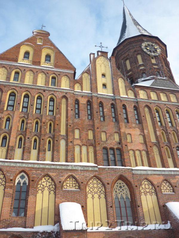 Кафедральный собор, Калининград (Кенигсберг)