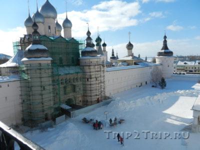 Ростовский кремль, Ростов Великий