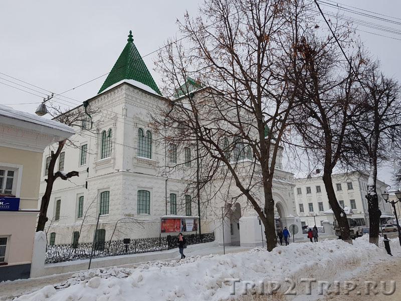 Романовский музей на проспекте Мира, Кострома