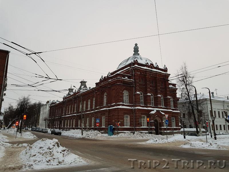 Родильный дом №1 в Костроме