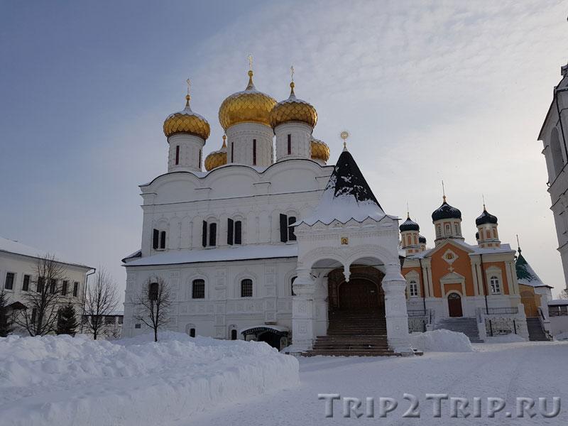 Троицкий собор, Ипатьевский монастырь, Кострома