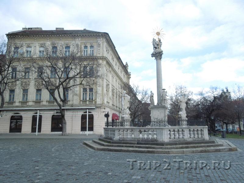 Чумная колонна на площади Гвездослава, Братислава