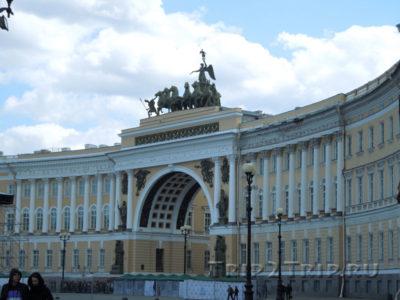 Триумфальная арка, Санкт-Петербург