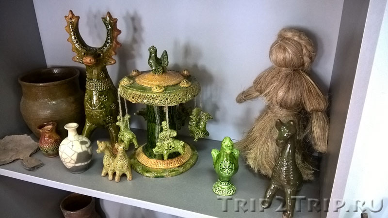 Петровская игрушка, музей петровской игрушки, Кострома