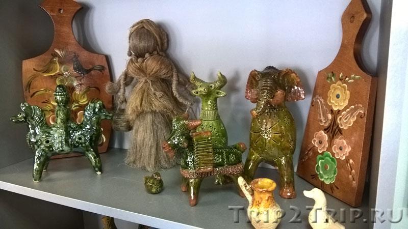 Петровские игрушки, музей петровской игрушки в Костроме