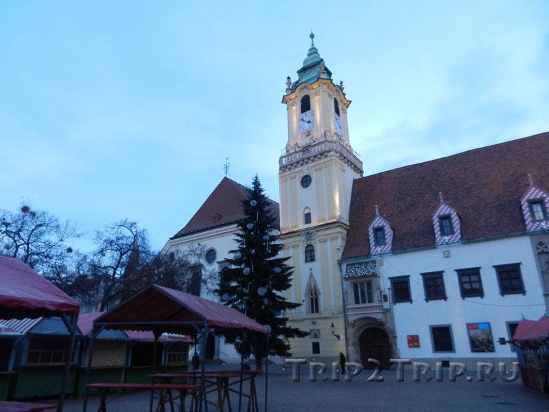 Ратуша, Братислава