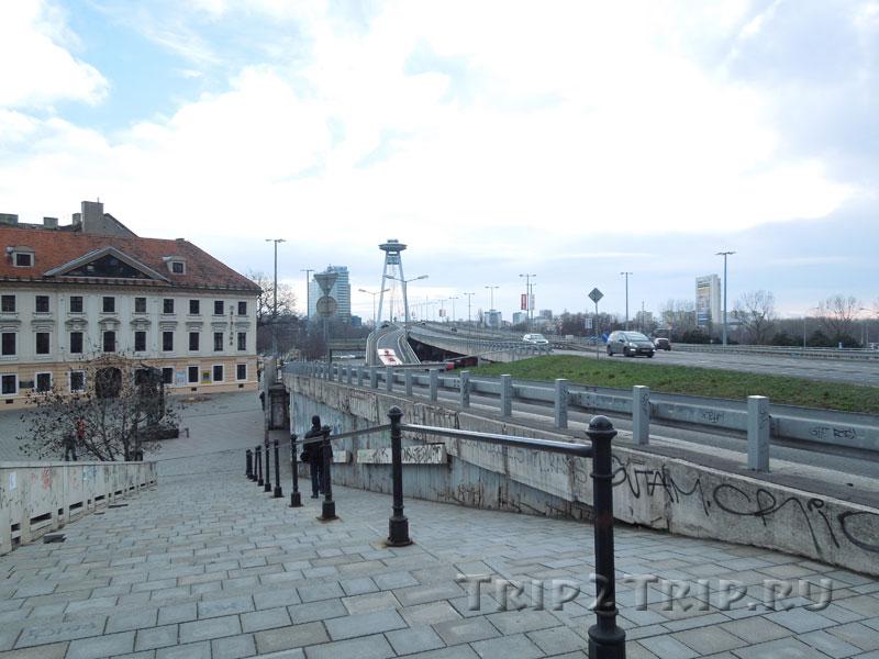 Площадь Рыбного рынка, Братислава