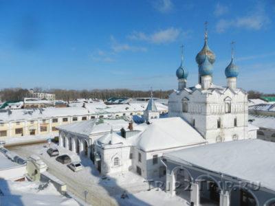 Центр Спаса на Торгу, Ростов Великий