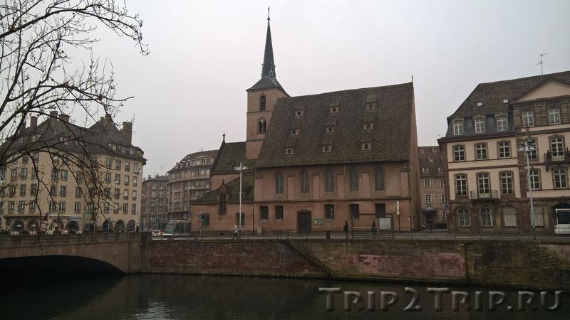 Улица Дивизии Леклерка (Rue de la Division Leclerc), Страсбург