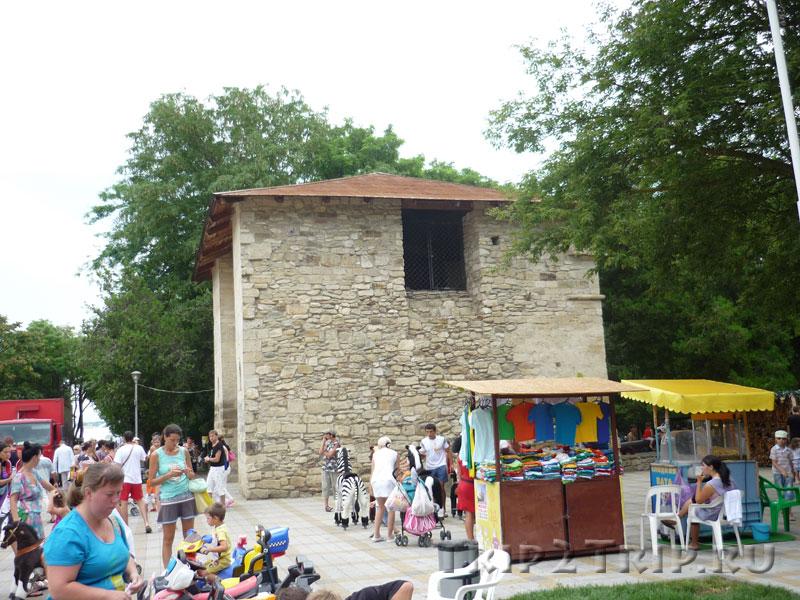 Русские ворота Турецкой крепости, Анапа