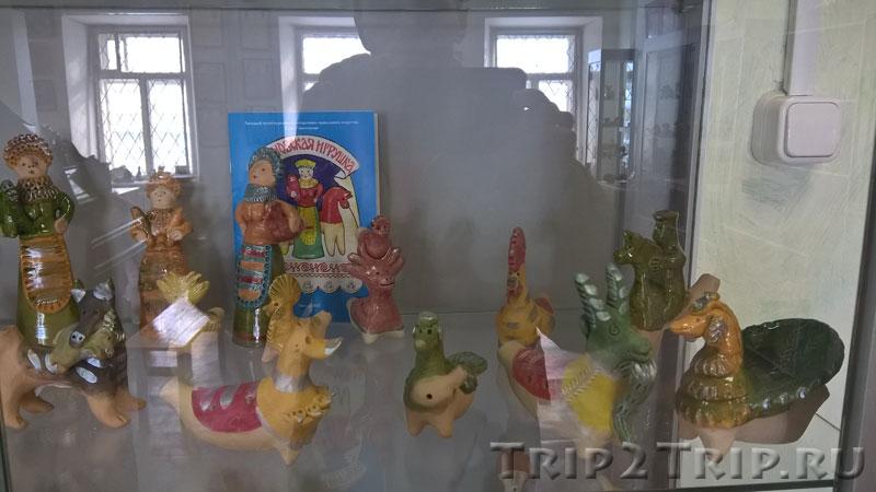 Романовская игрушка, музей петровской игрушки, Кострома