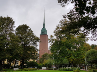 Церковь Микаэля Агриколы, Хельсинки