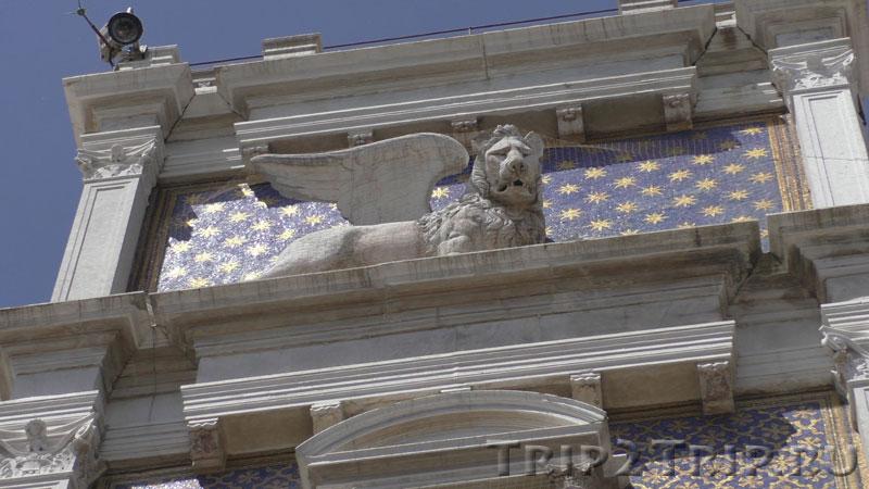Часовая башня, Площадь Сан-Марко, Венеция