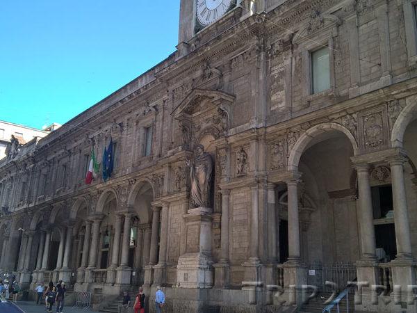 Улица Данте, Милан