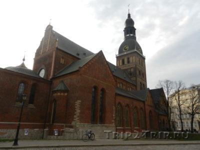 Домский собор, Рига