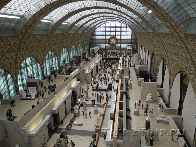 Музей д'Орсэ, Париж