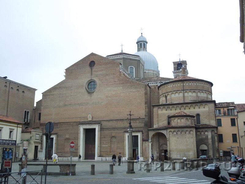 Кафедральный собор, Падуя