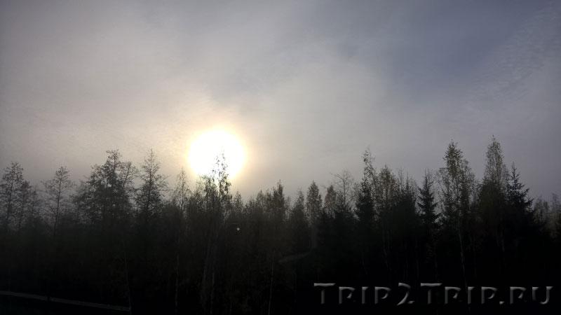Е-18, Порвоо, Финляндия