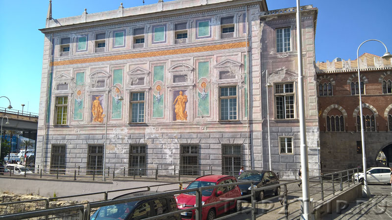 Палаццо Сан-Джорджо, Генуя