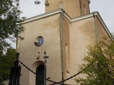 Храм-маяк, Суоменлинна (Свеаборг)