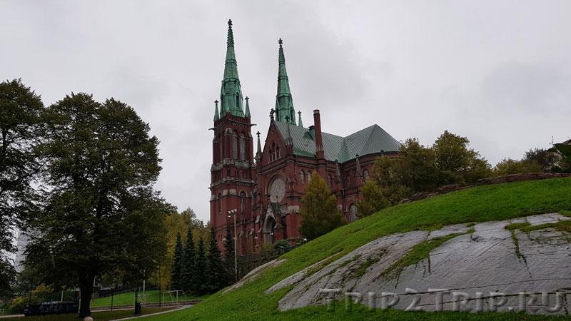 Церковь Иоанна, Хельсинки
