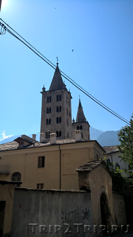 Кафедральный собор, Аоста