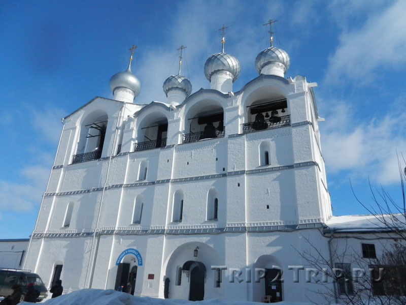 Колькольница, Ростовский кремль