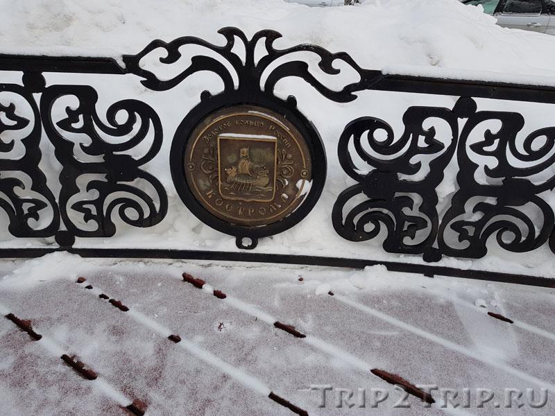 Знак Костромы, Нулевой Километр Золотого Кольца, Ярославль